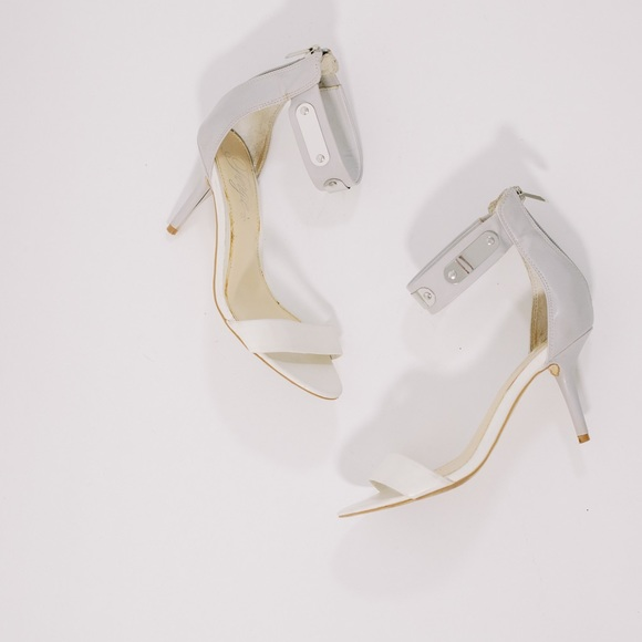 Dressy sandals with Ankle straps!!
